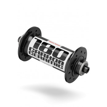 180 Carbon Ceramic front road hub
