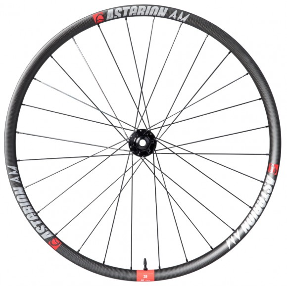 Paire de roues Asterion Carbon XC 29