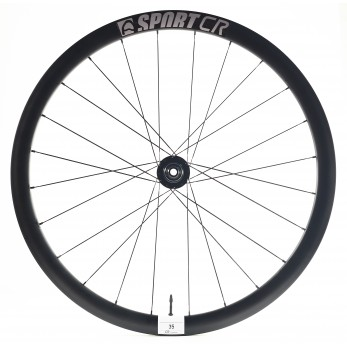 Paire de roues Sport 35C Disc