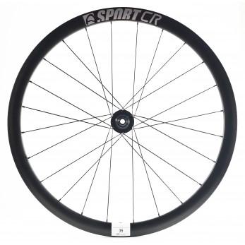 Paire de roues Sport 35SL Disc