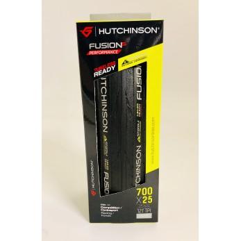 Pneu Hutchinson Fusion 5 Galactik Tubeless 11 Storm 700 Noir